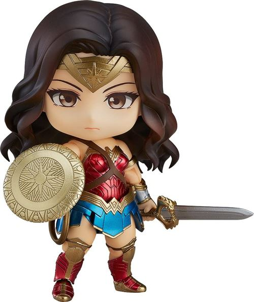 Nendoroid No. 818 Wonder Woman: Wonder Woman Hero's Edition