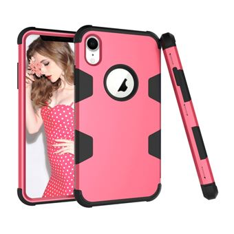 coque iphone xr antichoc antipoussiere