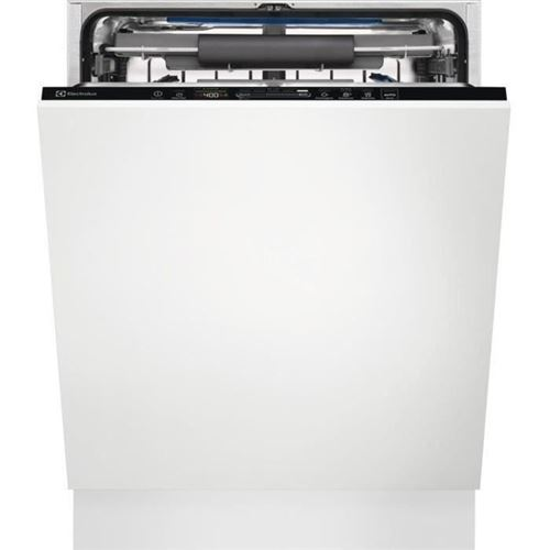 Electrolux Ees69300l - Lave Vaisselle Encastrable Quickselect - 15 Couverts - 46db - A+++ - Larg 60cm - Moteur Induction