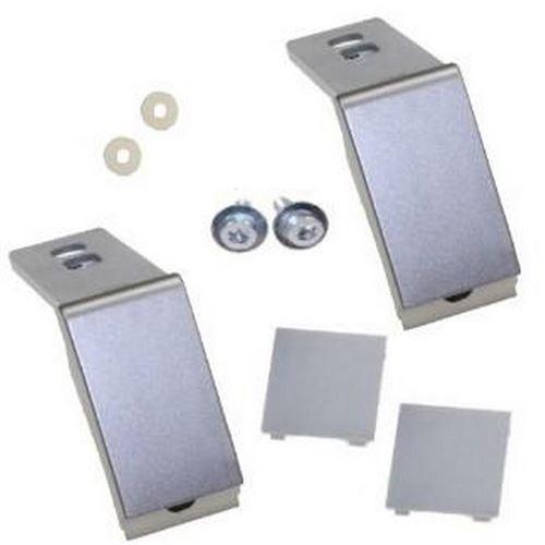 Kit de reparation fixation poignée inox 9590180 (143927-16975) Réfrigérateur, congélateur 9590180 LIEBHERR - 143927_3662894904412