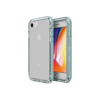LifeProof NËXT - Achterzijde behuizing voor mobiele telefoon - polycarbonaat - kust, strand - voor Apple iPhone 7, 8