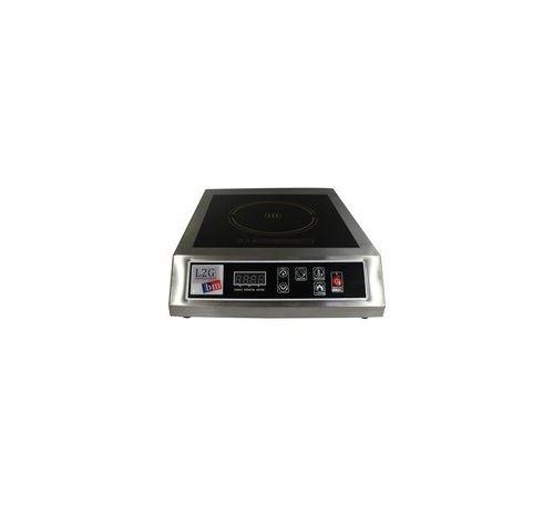 Réchaud induction professionnel - 3,5 kW - L2G -