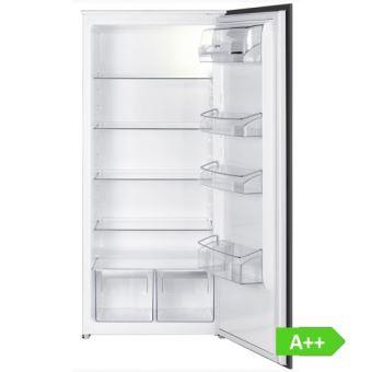 Réfrigérateur Intégrable Porte Cm Smeg Slsp Achat - Refrigerateur integrable 1 porte