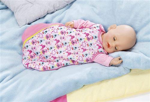 9942e3f2c906 Baby Born 824450 Sac de Couchage poupée Accessoire