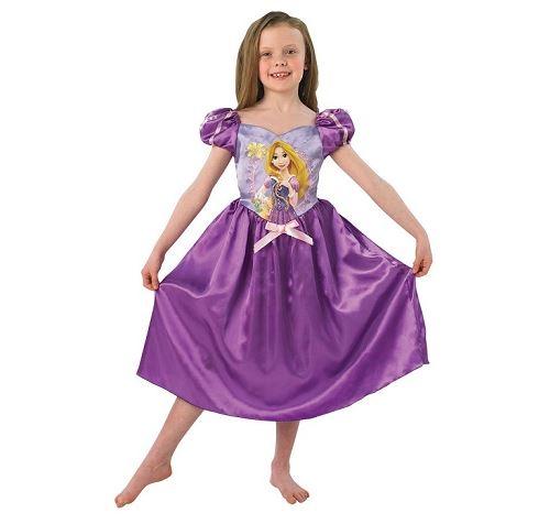 Déguisement raiponce classique storytime taille 3/4 ans - disney princess