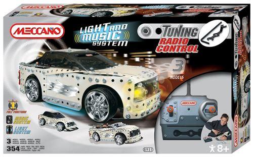 Meccano - jeu de construction - tuning cruising style rc