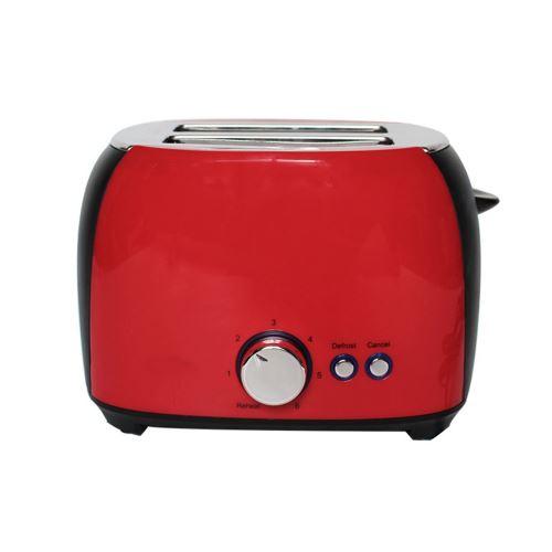 Grille-pain Réservoir de dégivrage chaud acier inoxydable-Red