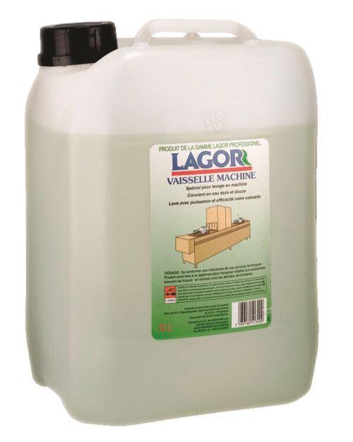 Liquide machine lave-vaisselle 10 l
