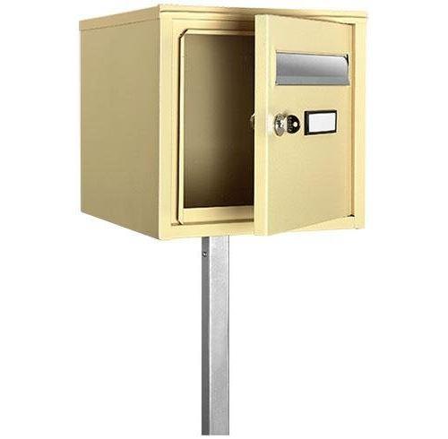 Boîte à lettres - beige