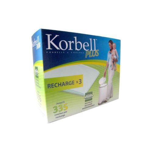 KORBELL Recharge 26l par 3
