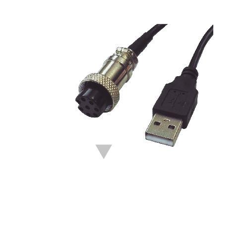 Gram câble rs-232 à pc