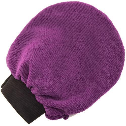 Gant microfibre malin - violet
