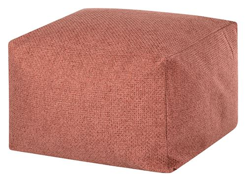 Pouf Loft Seal Terracotta