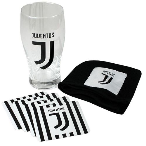 Juventus FC - Ensemble Mini Bar (Taille unique) (Noir / blanc) - UTSG16794