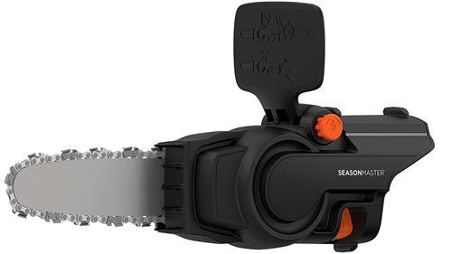 BLACK+DECKER BCASCS61B-QW Tête Tronçonneuse sans Fil Outil Multifonctions, 18 V, Noir