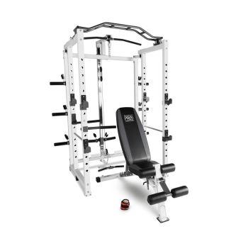Cage Marcy Pro Deluxe Sm 4231 Pliable Poulies Hautes Et Basses 10011723 Musculation Achat Prix Fnac