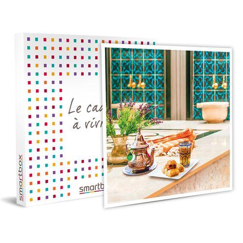 SMARTBOX - Spa & gourmandises en duo - Coffret Cadeau