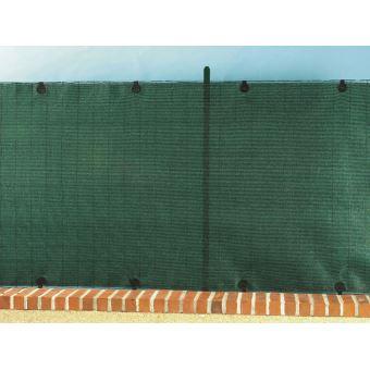 Brise vue pour clôture Totaltex en rouleau 1.80 x 10 m Vert Nortene
