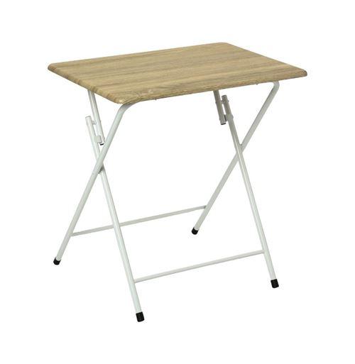 Table Pliante 70cm Bivoak Naturel