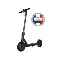 E-Town Leader Plus Elektrische Step/Scooter 350W Zwart