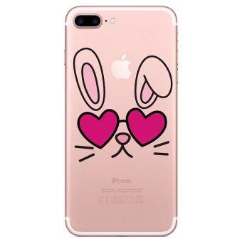 coque iphone 5 lapin