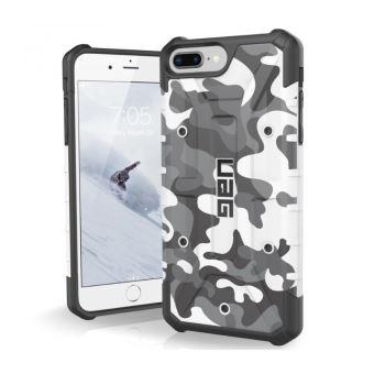 UAG Pathfinder SE Camo Series Rugged Case for iPhone 8 Plus / 7 Plus / 6s Plus - Coque de protection pour téléphone portable - camouflage arctique - ...
