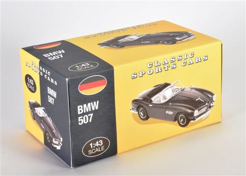 BMW 507 NOREV CLASSIC SPORTS CARS 1:43 ref-103