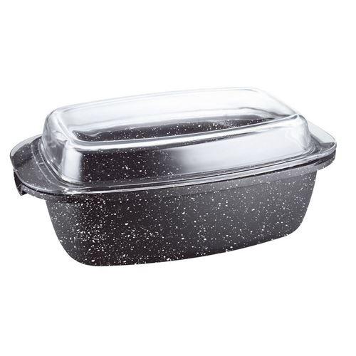 Plat À Four Kamberg Roaster 40*22 Cm - Fonte D'aluminium