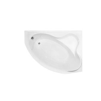 Baignoire D Angle Ewa 134x134x57 5 Cm Avec Tablier Installations