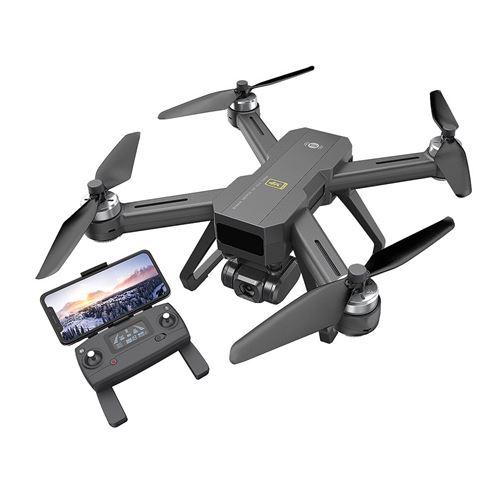 Drone MJX Bugs 20 / B20 EIS,GPS,Double batterie,Version boîte de couleur - Noir