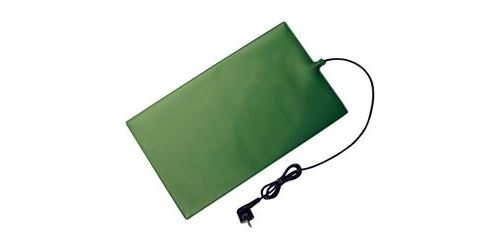 Tapis chauffant (L x l x h) 17 x 17 x 0.4 cm AccuLux ThermoLux 461265 vert