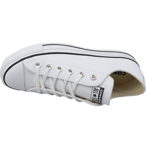 Sneakers Converse Chuck Taylor All Star Lift Clean OX Blanc