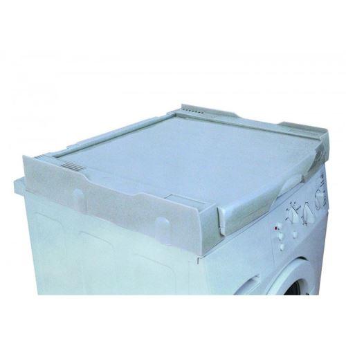 Kit superposition comfold avec tiroir pour lave-linge & seche-linge - 890282