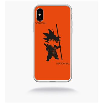 coque iphone x son goku