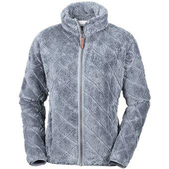 Veste polaire Fire Side Sherpa Full Zip femme Astral XL