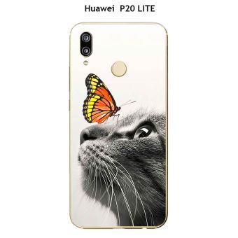 coque huawei p20 papillon