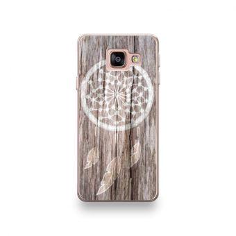 Coque pour Huawei P20 PRO motif Attrape Rêves Bois