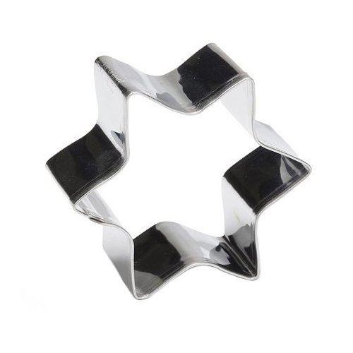 Patisse 2047974 emporte-pièce étoile inox 6 cm