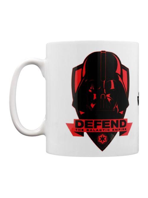 Star Wars Tasse Defend The Empire Blanc