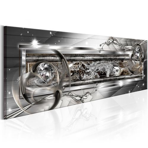 Tableau - Silver Source - Artgeist - 120x40