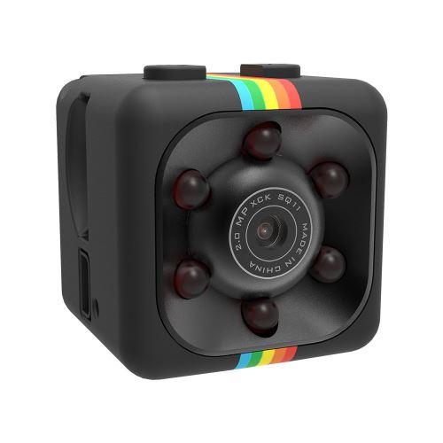 Sq11 Mini Full HD 1080P Enregistreur Dvr Caméra Dv Action Sports Caméra 16G Tf Carte Wenxibe088
