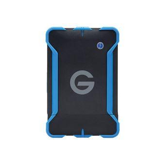 G-Technology G-DRIVE ev ATC GDEVATCTHEA10001BAB - disque dur - 1 To - USB 3.0 / SATA 3Gb/s / Thunderbolt