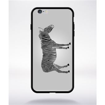 coque iphone 6 plus zebre