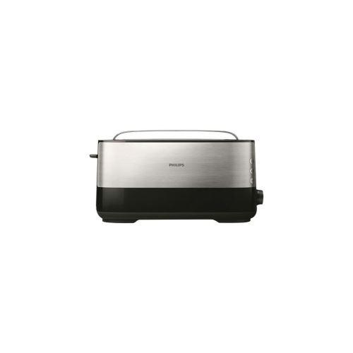 Philips Viva Collection HD2692 - Grille-pain - 2 tranche - 1 Emplacements - noir