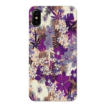 coque iphone x tropical