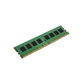 Kingston Technology KVR24S17S6//4 Module de m/émoire 4 Go DDR4 2400 MHz Modules de m/émoire 4 Go, 1 x 4 Go, DDR4, 2400 MHz, 260-pin So-DIMM, Noir, Vert