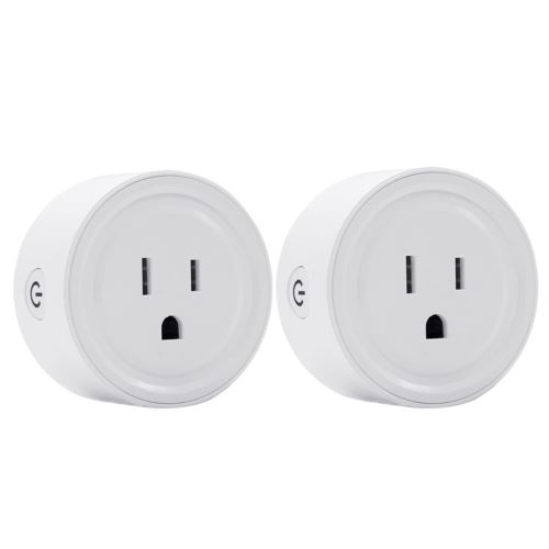 Smart WiFi Prise d'alimentation US Plug commutateur pour Amazon Alexa / Accueil Google App contrôle Uia304