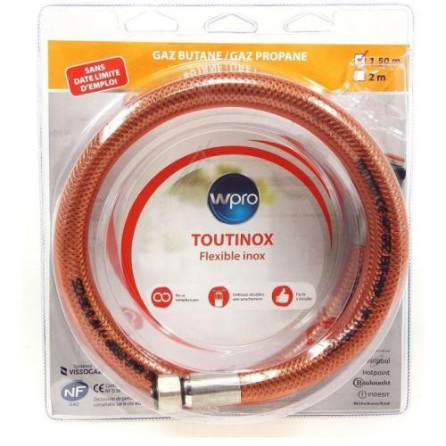 C00500114 tbe150 tuyau gaz butane 1.5m toutinox - d400440