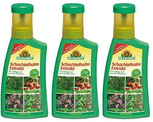 1 x 250 ml Neudorff Extrait de prêle Plante Outil