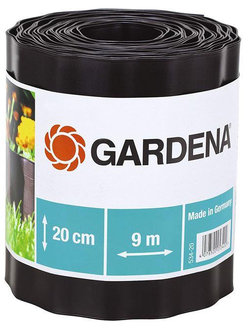 Gardena 00534-20 Bordure de plateband Marron Plastique 30 x 30 x 30 cm